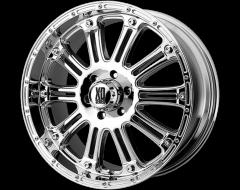 XD Series Wheels XD795 HOSS - Chrome