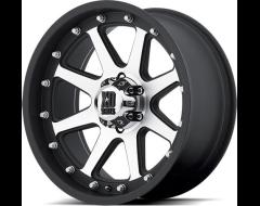 XD Series Wheels XD798 ADDICT - Matte Black - Machined