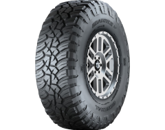 General Tire Grabber X3 Tires