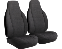 Fia Wrangler Series Solid Semi-Custom Fit Seat Cover