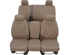 Covercraft SeatSaver Custom Polycotton 2nd Row Seat Covers