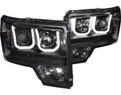 ANZO Headlight Assembly