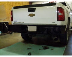 TrailFX TFX Rear Bumper