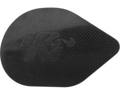K&N Composite Carbon Fiber Hood Scoop Plug