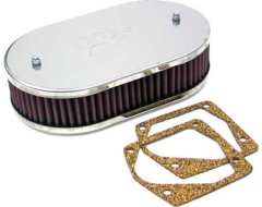 K&N Custom Air Cleaner Assembly