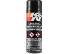 K&N Filtercharger Oil