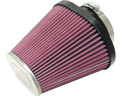 K&N Universal Chrome Air Filter