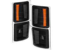 Spyder XTune Corner Lights
