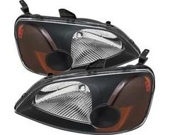 Spyder XTune Headlight Assembly
