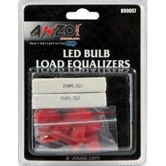 Anzo LED Light Bulb Resistor Kit