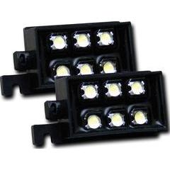 Anzo LED Bed Rail Auxiliary Light
