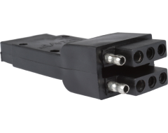 Anzo Dual 4-Wire Flat Adapter