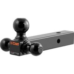 Curt Class III and IV Multi Ball Mount