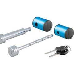 Curt Right Angle Hitch And Coupler Lock Set