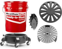 WeatherTech Ready To Wash System