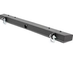 Rough Country Classic Full Width Rear Bumper