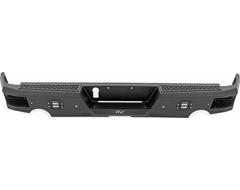 Rough Country Heavy Duty LED Rear Bumper