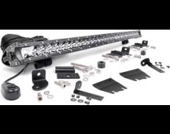 Rough Country Hood LED Light Bar Kit