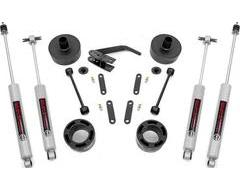 Rough Country Series II Suspension Lift Kit
