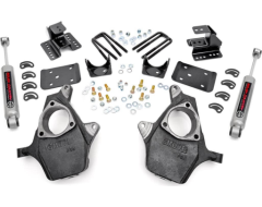 Rough Country Suspension Lowering Kit