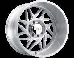 Cali Off-Road Wheels 9112 Series Brushed & Clear Coated Gemini