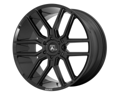 Asanti Wheels ABL-28 BARON - Gloss Black - Grey Tint