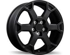 Replika Wheels R243 Series - Satin Black