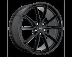 Niche Wheels M240 RAINIER - Gloss Black