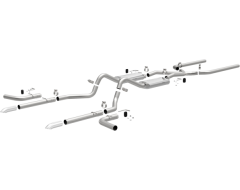 MagnaFlow Universal MF Series Performance Crossmember-Back Exhaust System
