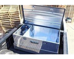 Dee Zee Specialty Series Combo L-Shaped Tool Box and Liquid Transfer Tank