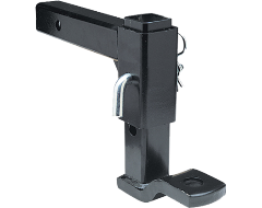 Draw-Tite Trailer Hitch Adjustable Ball Mount