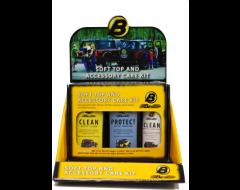 Bestop Cleaner/Protectant Merchandiser Display