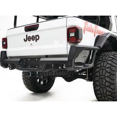 FabFours Jeep JT Rear Bumper