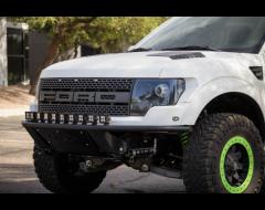 Addictive Desert Designs ADD Lite Series Front Bumper