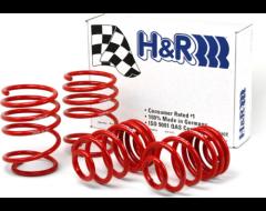 H&R Springs Sport Race Series Lowering Coil Springs