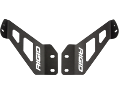 Rigid Industries Adapt Series LED Light Bar Hood Mounting Brackets
