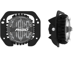 Rigid Industries LED Pod Light Bumper Mounting Brackets