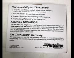 TrailFX  Camper Boot