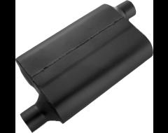 SpeedFX FX Black Steel Mufflers