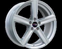 EURO DESIGN Wheels Spa - Hyper Silver