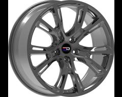 EURO DESIGN Wheels SRT - Hyper Black