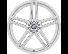 Beyern Wheels GERADE - Silver - Mirror cut face