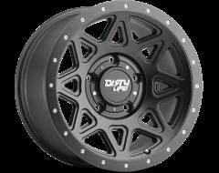 Dirty Life Wheels THEORY 9305 Series - Matte black