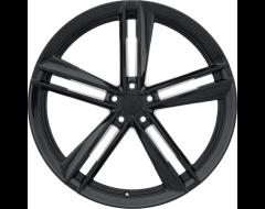 Ohm Wheels LIGHTNING - Gloss Black