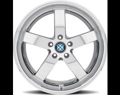 Beyern Wheels RAPP - Chrome