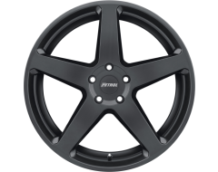Petrol Wheels P2C - Semi Gloss Black