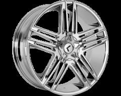 Kraze Wheels HELLA KR157 Series - Chrome