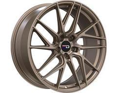 EURO DESIGN Wheels Tech - Matte - Bronze