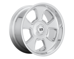 US MAG Wheels U126 BOULEVARD - Chrome Plated