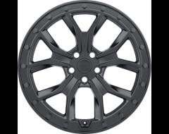 Redbourne Wheels MORLAND - Matte black